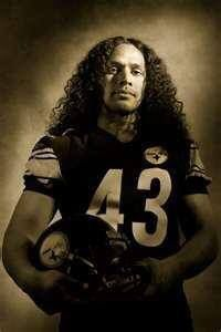 Troy polamalu best safety to ever play the game. Pittsburgh Steelers Players, Steelers Pics, Here We Go Steelers, Pittsburgh Sports, Best Football Players, Steelers Football, Sport Football, Sports Teams, Baseball