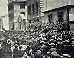 Pres.Kruger se begrafnis Trek, Street View, War, History, Historia