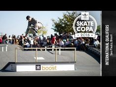 Adidas Skate Copa 2015 - International Qualifiers | Sao Paulo, Brazil - http://DAILYSKATETUBE.COM/adidas-skate-copa-2015-international-qualifiers-sao-paulo-brazil/ - Adidas Skate Copa's gone global! The second ever International Qualifier was held in Sao Paulo where Brazil's best shops competed for a spot at the Global Finals at The Berrics.  More adidas Skate Copa details click here - http://theberrics.com/adidasskatecopa Subscribe to The Berrics - - 2015, adidas, brazil, co