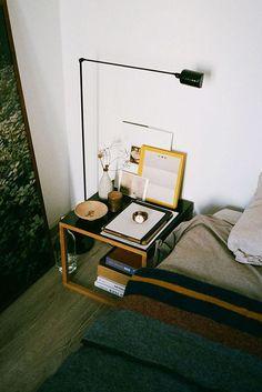 bedroom coziness