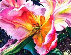 KELLY EDDINGTON Watercolor