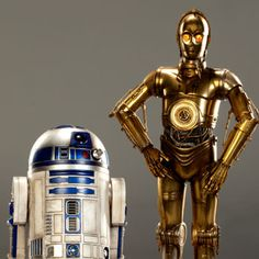 Star Wars C-3PO and R2-D2 Premium Format Figure by Sideshow | Sideshow Collectibles