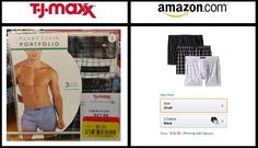 Cheaper than Amazon? 12 things you can buy for less at T.J. Maxx