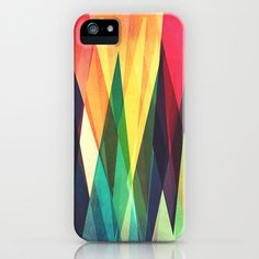 Mountain Sunset iPhone & iPod Case by VessDSign - $35.00