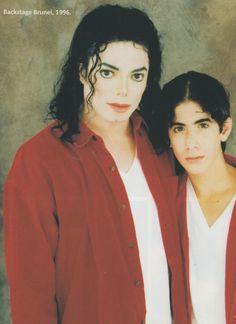 Michael Jackson Exclusive Very Rare Foto/Photo CASCIO