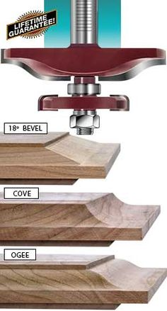 A sliding table will be a definite possession to your woodworking store. Offered in four sizes and developed to fit a lot of table saws, moving tables make it easy and more secure for one individual to cut big, heavy panels or long stock properly. Woodworking Router Bits, Woodworking Supplies, Woodworking Techniques, Woodworking Projects Diy, Woodworking Store, Door Design Images, Wooden Door Design, Wooden Doors, Raised Panel Router Bits