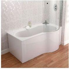 Dorney luxury corner bath gold whirlpool from for Bathroom ideas homebase