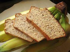 Bananenbrot ohne Mehl und Zucker, ein raffiniertes Rezept aus der Kategorie Backen. Bewertungen: 81. Durchschnitt: Ø 4,2.