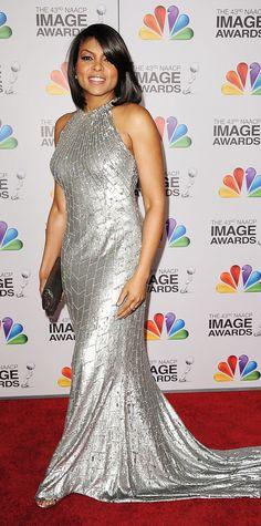 Taraji P. Henson's Best Looks Ever - In Randi Rahm, 2012 - from InStyle.com