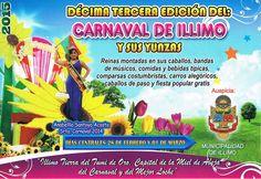 Carnaval de Illimo 2015