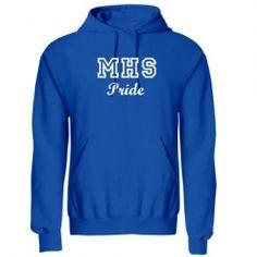 Mooreland Junior Senior High School - Mooreland, OK | Hoodies & Sweatshirts Start at $29.97