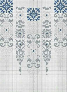 This Pin was discovered by Nat Folk Embroidery, Embroidery Patterns Free, Cross Stitch Embroidery, Machine Embroidery, Embroidery Designs, Cross Stitch Bird, Cross Stitch Borders, Cross Stitching, Cross Stitch Patterns