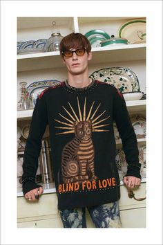 52363fad8e Your First Look at Alessandro Michele s New Men s Cruise Collection for  Gucci