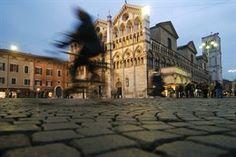 """""""Ferrara low cost in 48 ore"""" by VanityFair.it"""