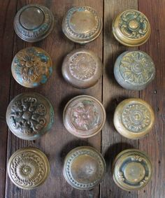 Clearly I love antique doors and door details. I love door knobs ...