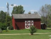 The Unruh Barn