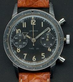 DieThe Chronofixe Type 20 is shown, manufactured by Dodane.selpunk