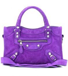 Balenciaga bag - OMG i hope Grace Adele give us this colour in 2014...i love this bag!