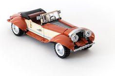 """Vintage Roadster"" by Galaktek: Pimped from Flickr"