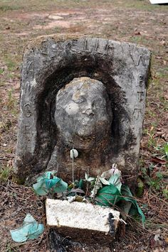 Really creepy headstone..... Mount Nebo Church Death Mask Tombstones - Clarke County Alabama - Larry Bell - Picasa Web Albums