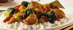 Saladmaster Healthy Solutions 316 Ti Cookware: Orange Ginger Stir-Fry