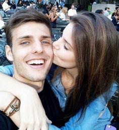 Camila Queiroz - Atriz - actriz - modelo - fashion model - Brasil - brasileira - brasileño - Brazil - Brazilian - telenovela - novela - tv - verdades secretas - secret truths - Angel - cabelo - hair - pelo - bonito - beautiful - hermosa - longo - comprido - long - largo - inspiration - inspiração - inspiración - estilo - style - casal - couple - amor - love - namorado - amigo - boyfriend - Lucas Cattani - kiss - beso - beijo