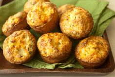 Borough Market Cheddar Popovers // These will absolutely delight your dinner guests! #holiday #recipe #Thanksgiving