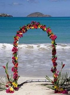 Hibiscus flower decorations - perfect