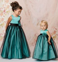 Cheap cheap flower girl dresses, Buy Quality flower girl dresses directly from China dresses pageant Suppliers: New 2016 Cute Green Cheap Flower Girls' Dresses Pageant Gowns Formal Dresses A-Line Satin Junior Bridesmaid Dresses Custom Little Girl Dresses, Girls Dresses, Flower Girl Dresses, Flower Girls, Formal Dresses, Dresses 2013, The Dress, Baby Dress, Dress Girl