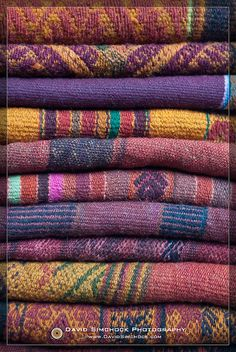 Cusco, Peru Shopping is fantastic here. So many great   Choices