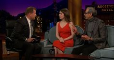 "Anna Kendrick And James Corden Performed A Five-Minute Musical On ""The Late Late Show"""