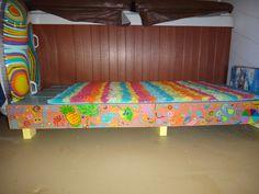 Spa Deck Ramp Beach Motif designs Motif Design, Spa, Deck, Lounge, Couch, Wood, Artwork, Furniture, Home Decor