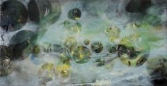 Hindsight is on Hindsight, White City, 21st Century, Benefit, Resin, Pastel, Oil, Colour, Fine Art