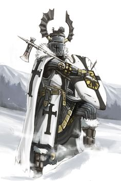 teutonic knight #knight                                                                                                                                                     More