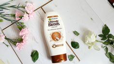 Garnier Coconut Milk and Macadamia Conditioner Review