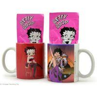 Betty Boop Mug and Cocoa Gift Sets