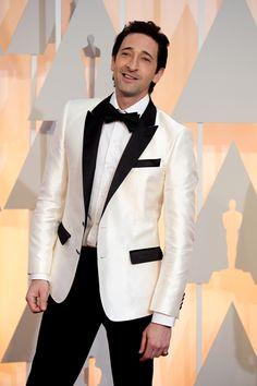 Adrien Brody|エイドリアン・ブロディ  今回のアカデミー賞に、最多9部門でノミネートされた映画『グランド・ブダペスト・ホテル』に出演した俳優のエイドリアン・ブロディ。