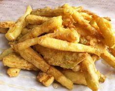 Berenjenas fritas con miel » DIVINA COCINAMás de 2.000 recetas de cocina andaluza y del mundo. » DIVINA COCINA