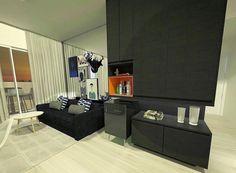 Projeto para um jovem casal! #saintpeter #correia #joinville #linha7 #interiordesign