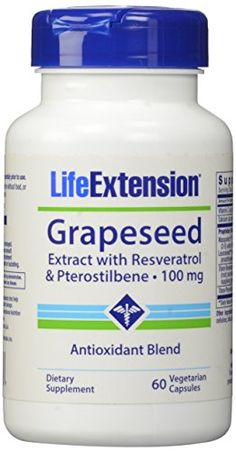 Find best price for Life Extension Grapeseed Extract w/ Resveratrol and Pterostilbene 100 MG, 60 Vcaps 7 Keto Dhea, Immune System Boosters, Healthy Body Weight, Life Extension, Grape Seed Extract, Diet Supplements, Central Nervous System, Abdominal Fat