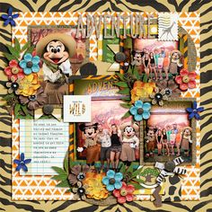 Adventure - MouseScrappers - Disney Scrapbooking Gallery Wild Inside Bundle http://www.sweetshoppedesigns.com/sweetshoppe/product.php?productid=33962&cat=&page=1 by Dream Big Designs Amazing Year January 1 http://store.gingerscraps.net/Amazing-year-January-1..html by Tinci Designs