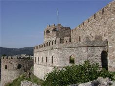 The Castle of Mytilene, Lesvos
