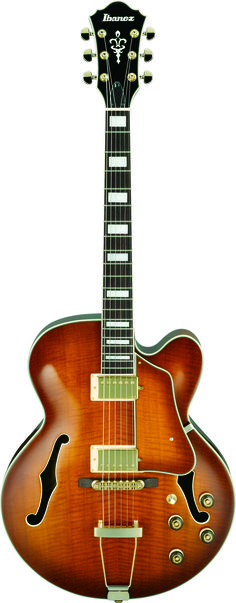 Ibanez AF95VLS. I would actually cry so many tears of joy if I had this.