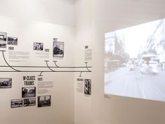 Trams Melbourne Exhibition design | Studio Alto