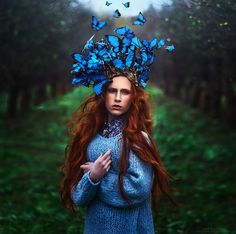 Russian Photographer Brings Fairytales to Life With Magical Photos