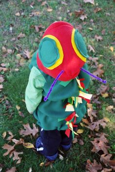 - Very Hungry Caterpillar Costume