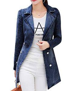 Korean Outfit Street Styles, Korean Fashion Dress, Denim Fashion, Look Fashion, Fashion Outfits, Estilo Jeans, Denim Ideas, Denim Outfit, Cool Outfits