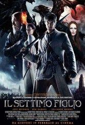 """Il settimo figlio - Il film è basato sulla serie fantasy """"La maledizione del mago"""". In un passato in cui le forze del male lottano per avere il sopravvento sulla Terra, al mago Gregory, un cavaliere incappucciat"""