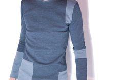 sweater / gray, dark-gray
