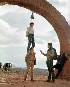 """"""" Once Upon a Time in the West"""" -- Sergio Leone, 1968 https://www.youtube.com/watch?v=we53TOJyt78"""
